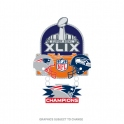 PRE-ORDER SB 49 Large Dangle Championship pin