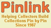Pinlink Collectible Lapel Pins & Memorabilia